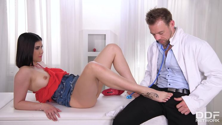 Horny Doc's Foot Therapy